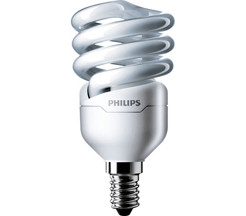 Philips - 12W 827 E14 ECON TWİSTER (TORNADO) PHILIPS