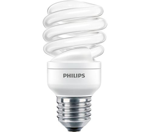 Philips - 12W 827 E27 ECON TWİSTER (TORNADO) PHILIPS