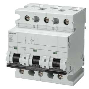 Siemens - 3X125A SIEMENS C OTOMAT