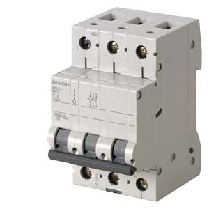 Siemens - 3X6A SİEMENS C OTOMAT 6KA
