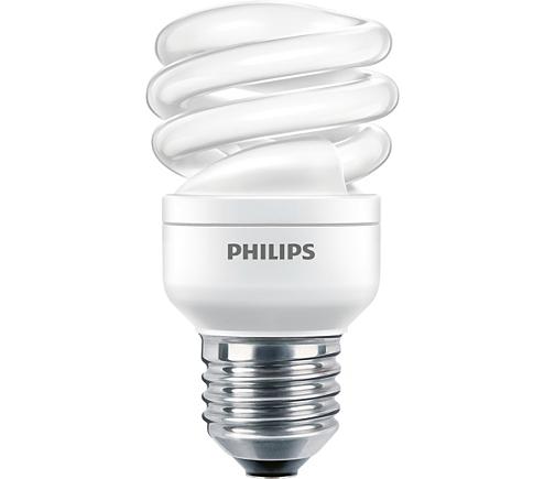 Philips - 8W 827 E27 ECON TWİSTER (TORNADO) PHİLİPS