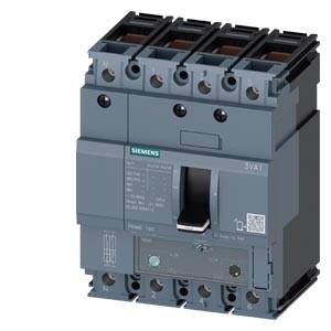 Siemens - KOMPAKT ŞALTER 4 KUTUPLU 63A 55KA SIEMENS