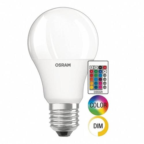 Osram - LEDBULB 9W RGB UZAKTAN KUMANDALI E27 AMPUL OSRAM