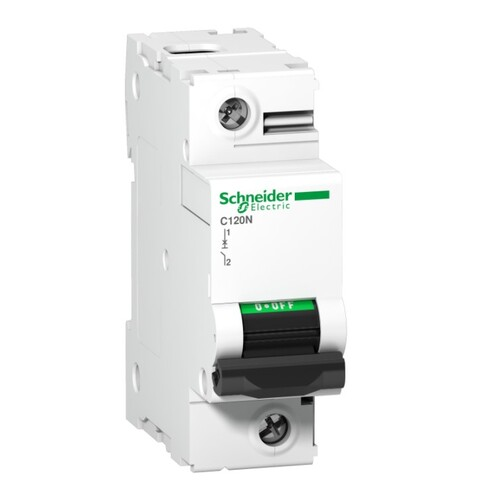 Schneider - Schneider 100A 10kA N Seri Acti9 C Otomatik Sigorta A9N18357