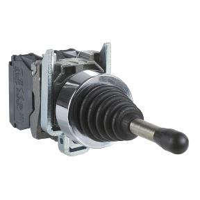 Schneider - Schneider Stil5 Q22 2 Yönlü Kalıcı NA Joystik Kontrol XD5PA12