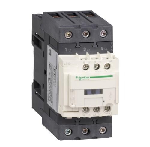 Schneider - Schneider TeSys D 30KW 65A 1NA+1NK 48VAC Kontaktör LC1D65AE7