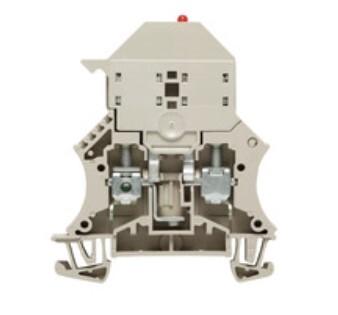 WEIDMULLER - Weidmüller WSI 6-LD 10-36V AC-DC LED Sigortalı Klemens 1011300000